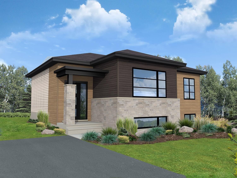 Constructeur maison neuve granby maison moderne for Maison moderne neuve